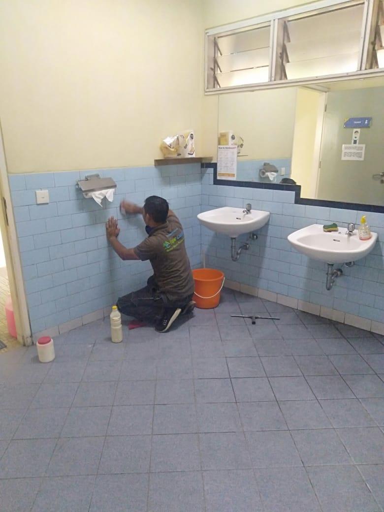 Cuci Kamar Mandi Medan