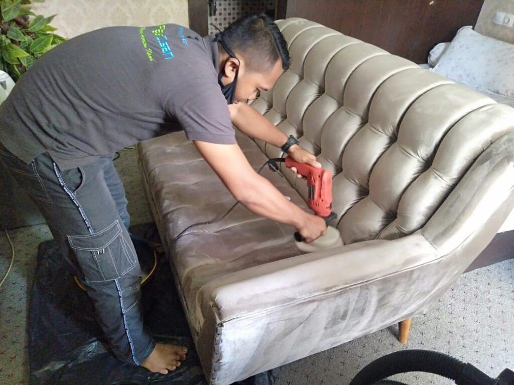 Cuci Sofa Medan